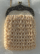 Annie's Gift Knitted Beaded Purse Pattern