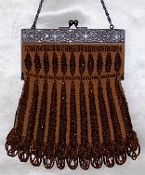 Fantasia Knitted Beaded Purse Pattern