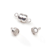 Magnetic Clasps small 6/pkg.