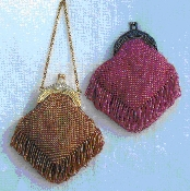 Diamond Shaped Purse Pattern