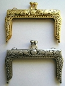 "2.75"" Purse Frame Lesser Quality    #P37"